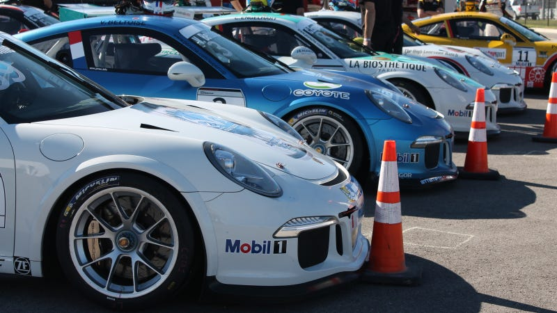 Illustration for article titled Raising A Kid Costs Almost Exactly As Much As A Porsche 911 GT3 Cup