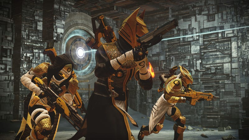 Illustration for article titled Destiny's New Multiplayer Changes Sound Pretty Great