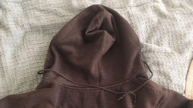 How to Keep Babies From Grabbing at Your Hoodie Drawstrings