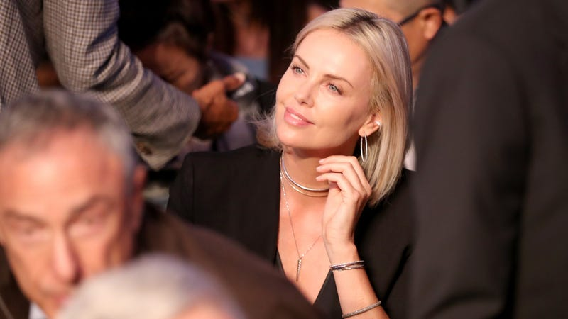 South African-born actor Charlize Theron (Photo by Christian Petersen/Getty Images)