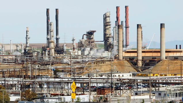 Chevron s Oil Spill Is Its Latest Injustice Foisted on Bay Area Communities