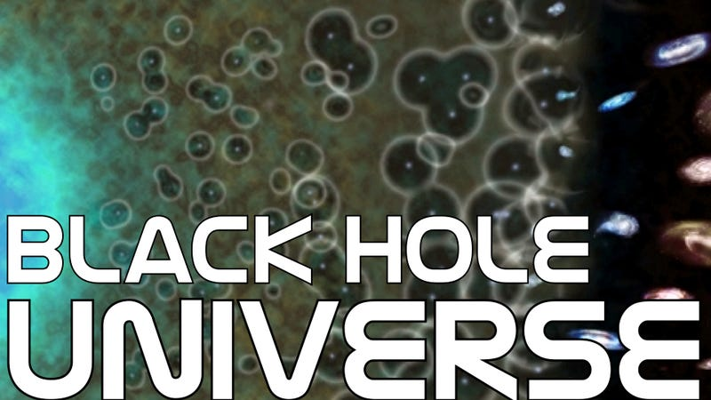 Illustration for article titled Black holes may have been fundamental building blocks of the early universe