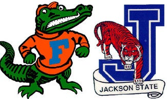 Illustration for article titled NCAA Pants Party: Florida Vs. Jackson State
