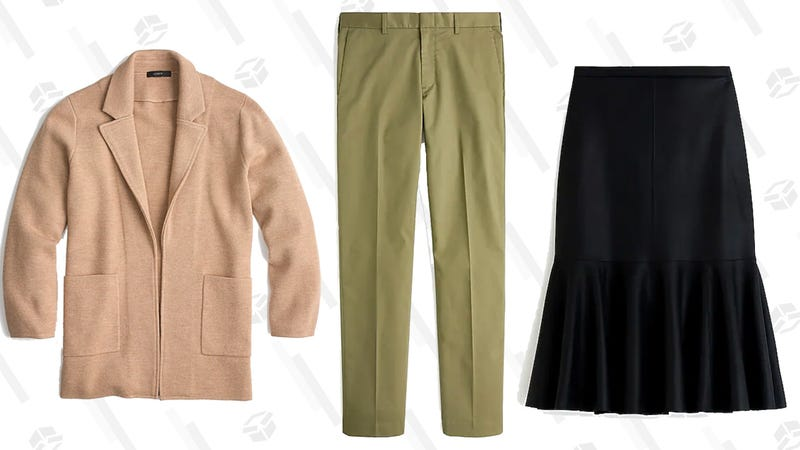 50% Off Sale, Plus 40% Off Select Full-Price Styles | J.Crew | Promo code 23HOURS