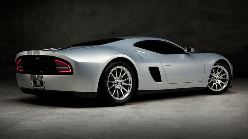 The 1 024 Horsepower Galpin Ford Gtr1 Is A 21st Century Ford Gt