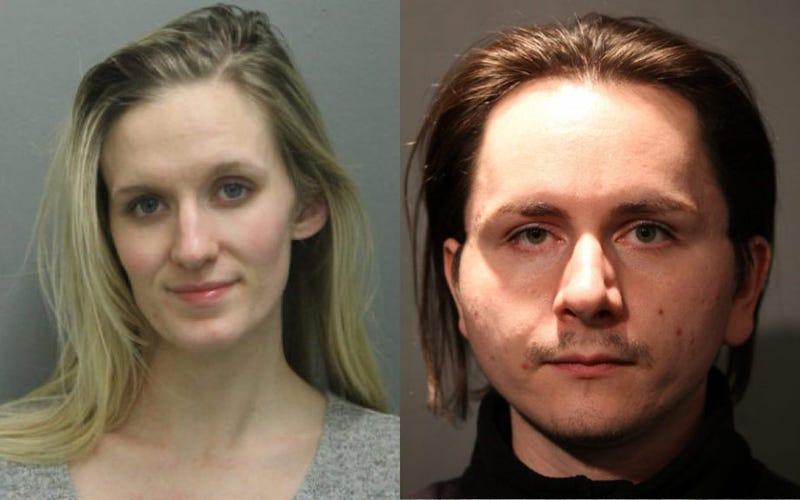 Katie Mager and Ryan Reiersgaard (Chicago Police Department)