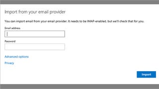 Illustration for article titled Outlook.com Can Now Import Mail from Other IMAP Mail Services