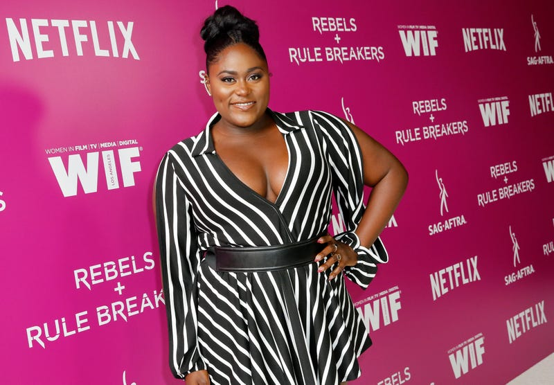Illustration for article titled Booked and Busy: Danielle Brooks Joyfully Announces She's 5 Months Pregnant