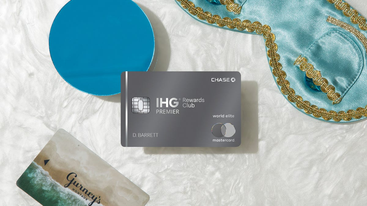 Earn Up to 40 Points Per Dollar, Plus a 125,000 Point Welcome Bonus, With the IHG Premier Credit Card