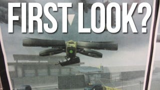 "Illustration for article titled First Black Ops 2 ""Screenshots"" Leaked Via Special Effects Company"