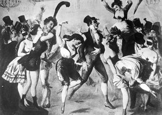 Illustration for article titled The OED Reminds White People That Twerking's Been Around Forever