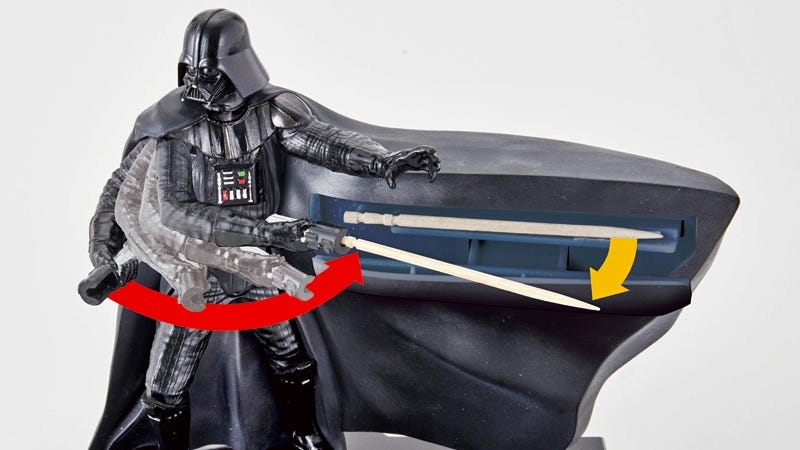 Every Star Wars Fan Is Going to Want This Stupid Darth Vader Toothpick  Dispenser e82437298