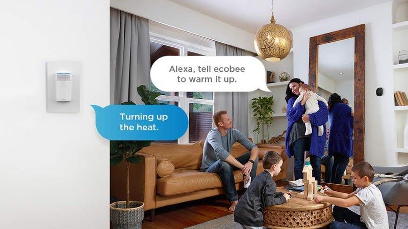 Ecobee Switch+ Light Switch | $45 | Amazon