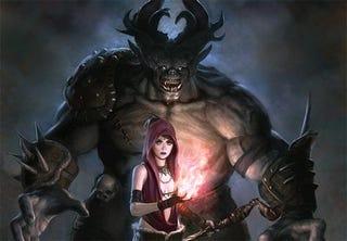 """Illustration for article titled EA Delays Dragon Age: Origins Until """"Last Half Of 2009"""""""