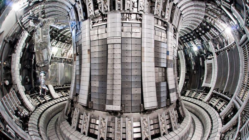 Illustration for article titled MIT propone un nuevo reactor que podría hacer realidad la fusión nuclear