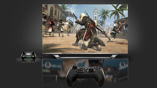 Illustration for article titled Nvidia's Shield Can Now Stream PC Games At 1080p To Your TV