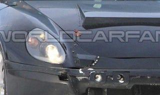 Illustration for article titled 2012 Ferrari 612 Spied In Sweden