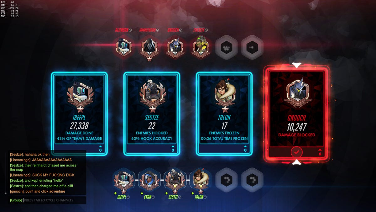 Overwatch Players Hit Lowest Possible Rank In Record Time