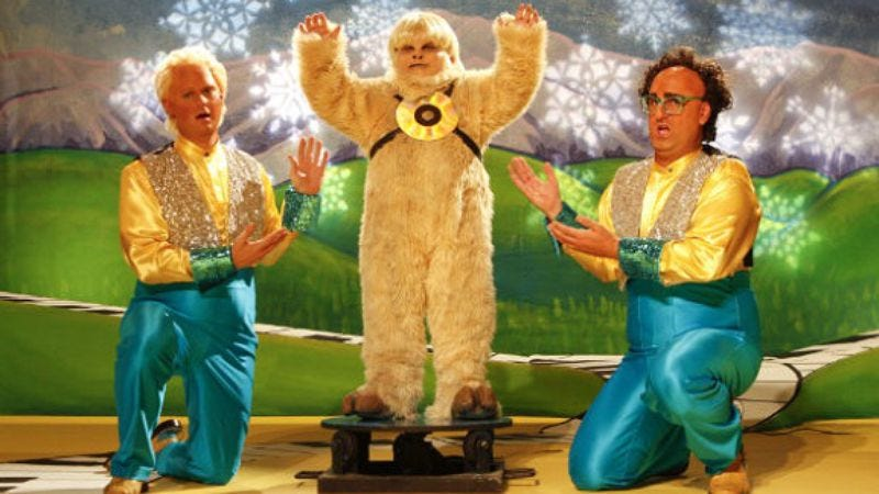 the tim and eric awesome show great job chrimbus special