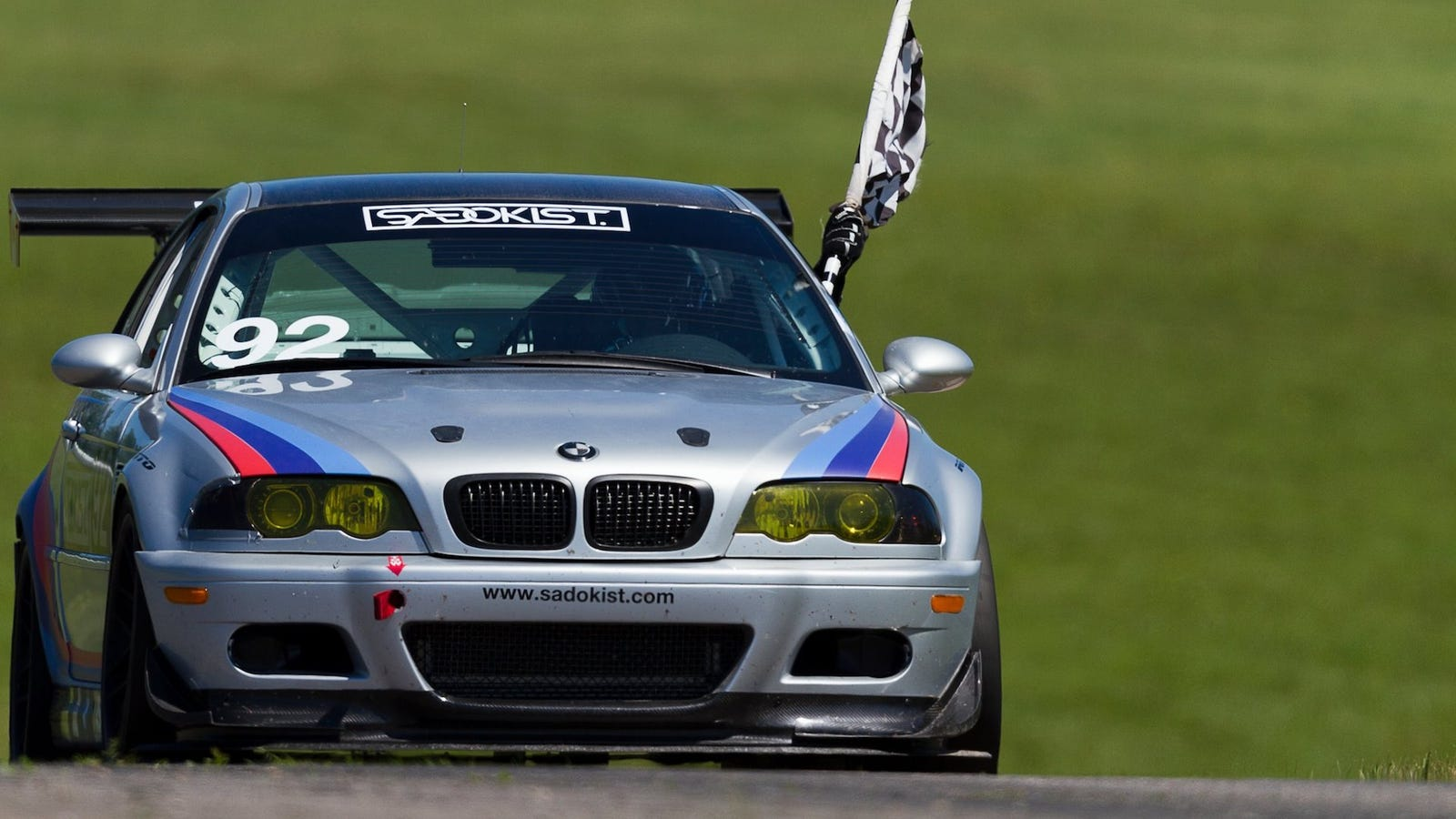 Esports Commentator Finds Stolen BMW E46 M3 Race Car With 15000 In Spare Parts Missing