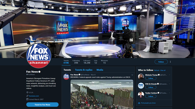 The Only Bad Thing About Fox News  Silent Twitter Protest Is That It Will Eventually End