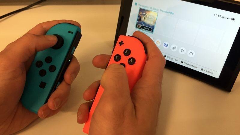 Illustration for article titled Los mandos de la Nintendo Switch también sirven para jugar en Windows, Mac y Android