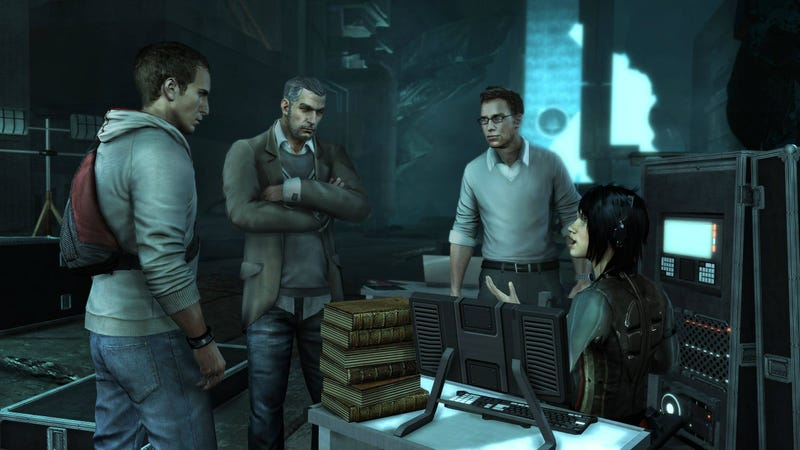 Illustration for article titled Here's Your First Look at Desmond in Assassin's Creed III