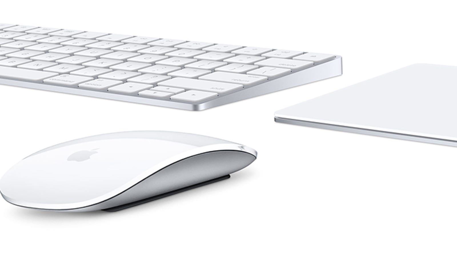 449d818260a Apple's New Magic Keyboard, Mouse, and Force Touch Trackpad Are All  Rechargeable