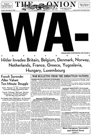 Illustration for article titled September 3, 1939