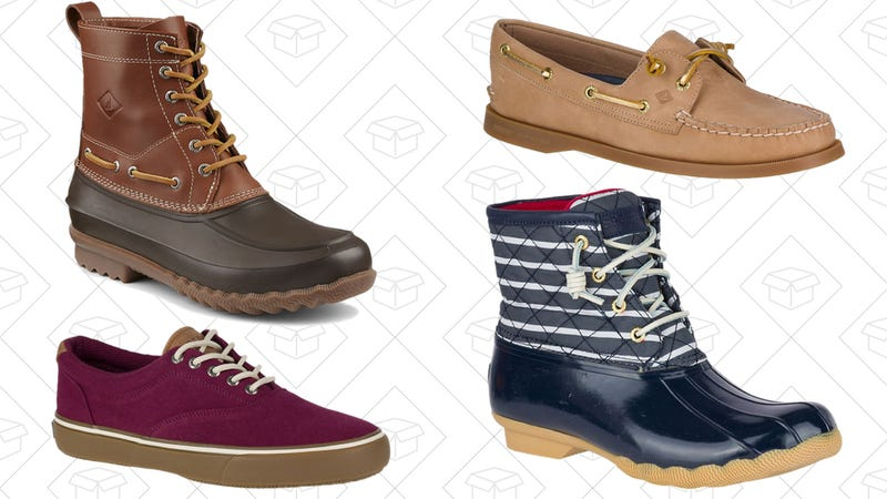 60% off select styles | Sperry