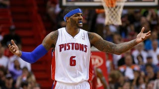 Illustration for article titled The Detroit Pistons Just Straight-Up Released Josh Smith