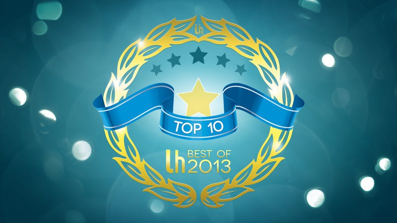 Most Popular Top 10s of 2013
