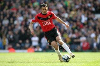 Illustration for article titled Here You Go, America: 6 Great Facts About Ryan Giggs