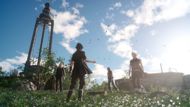Final Fantasy XV will soon let you swap characters on the fly