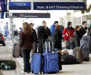 Airport Security Measures Tightened - Getty Images