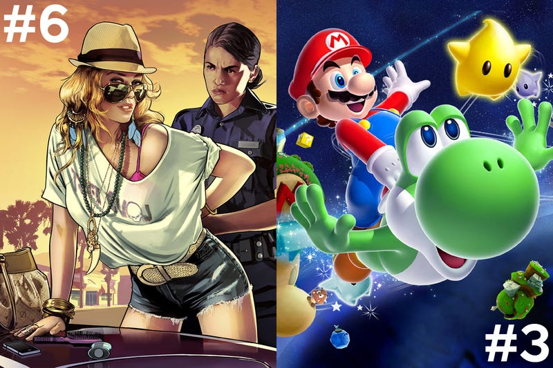 Illustration for article titled Will GTAV Upset the Nintendo Triad of Critical Acclaim?