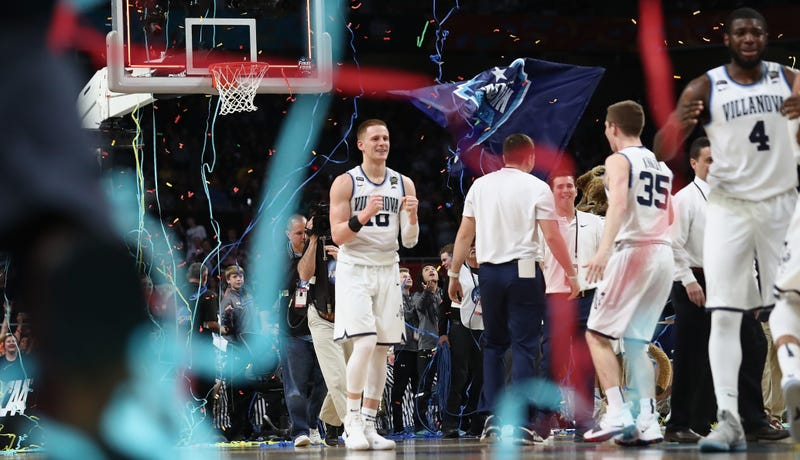 Illustration for article titled The Donte DiVincenzo Show Was A Damn Work Of Art