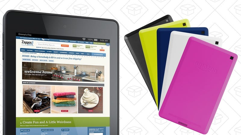 Fire HD 6 16GB, $50 with code FIREPROMO