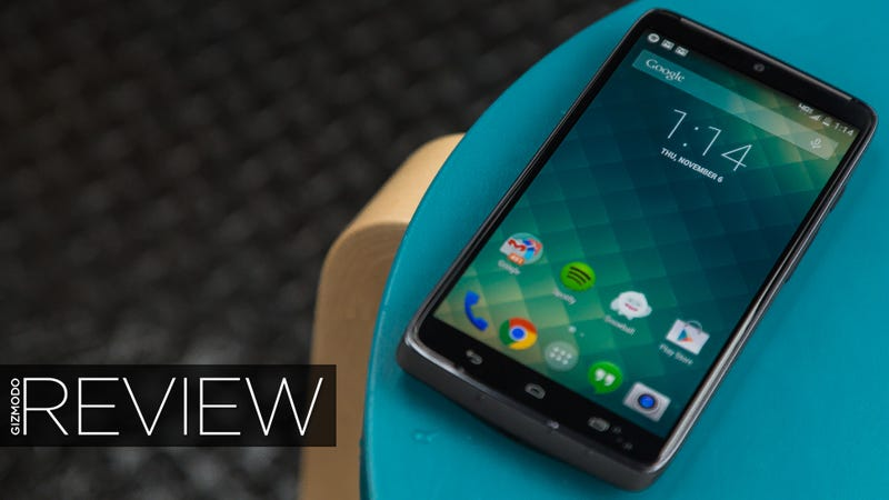 Illustration for article titled Droid Turbo Review: Verizon's Superphone Is Brute Force Awesome