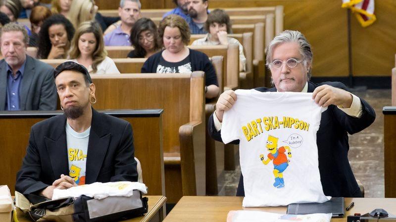 Fred Armisen, Matt Groening (IFC)