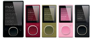 Illustration for article titled Zune Firmware 3.1 Released, Comes With Three Free Games