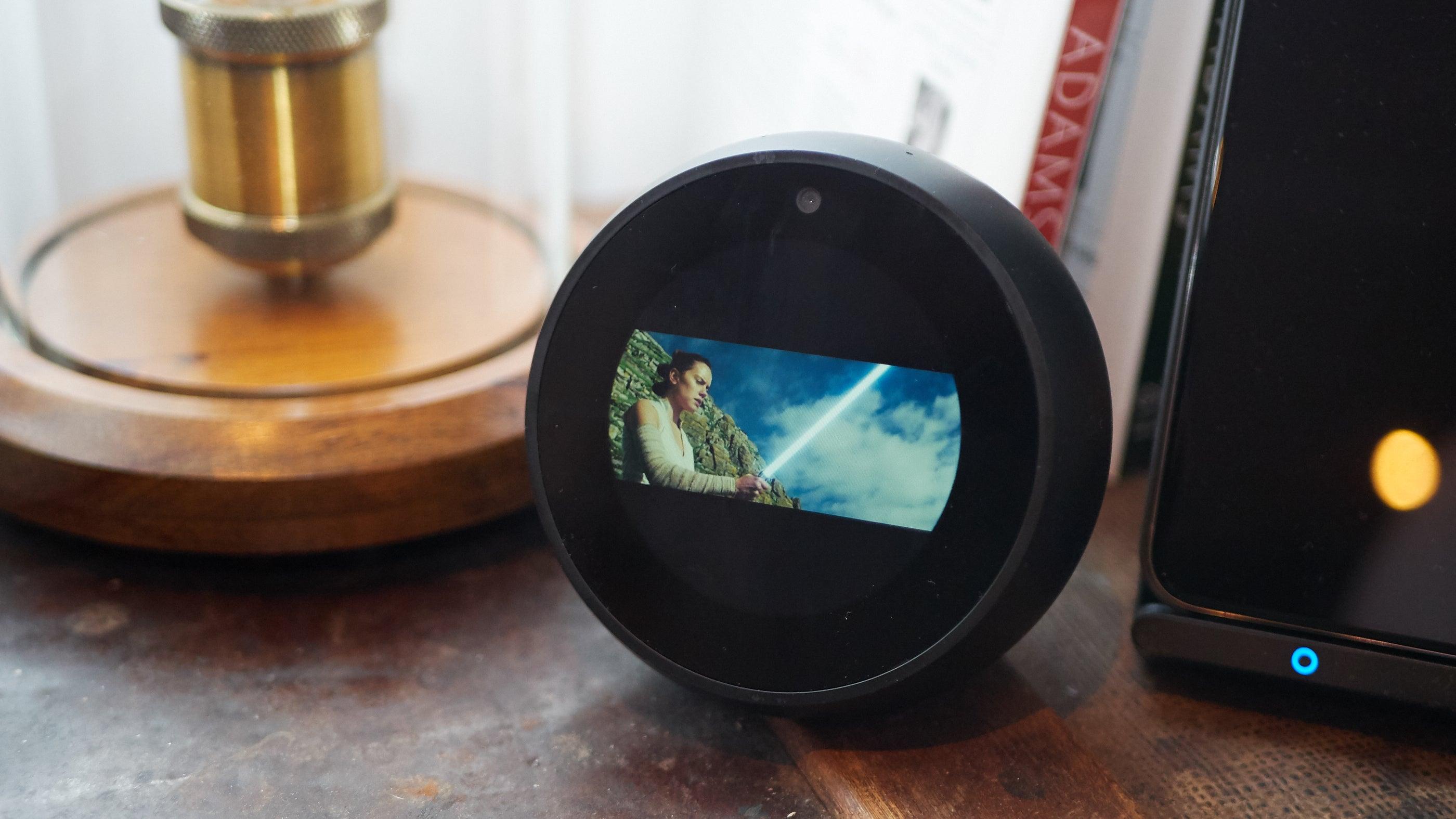 Amazon's Echo Spot Is a Good-as-Hell Alarm Clock