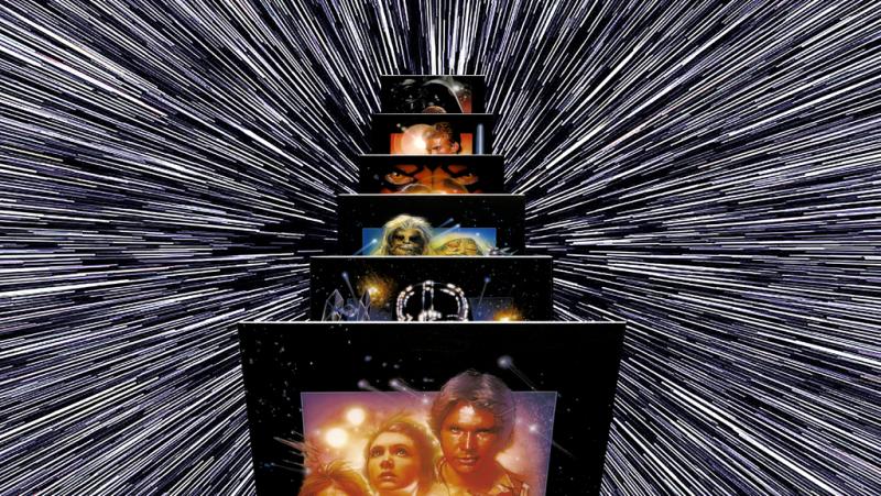 Illustration for article titled Cómo ponerse al día con la saga Star Wars antes del estreno de The Force Awakens