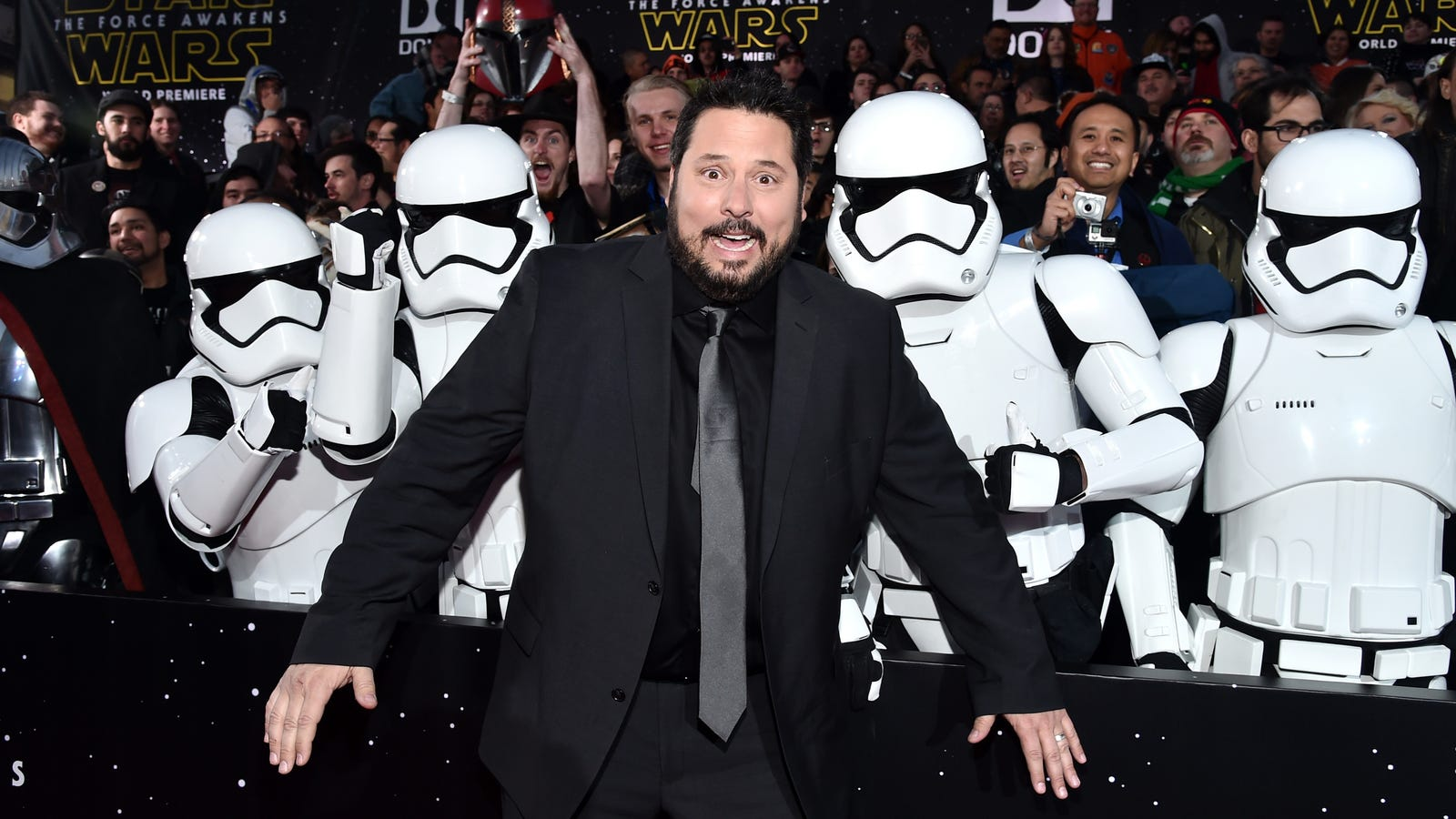 Greg Grunberg continues to parlay friendship with J.J. Abrams into sweet Star Wars gigs