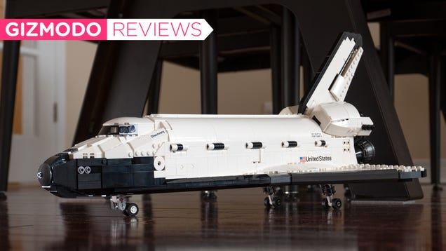 Lego s 2,354-Piece Space Shuttle Discovery Is Worth Every Penny