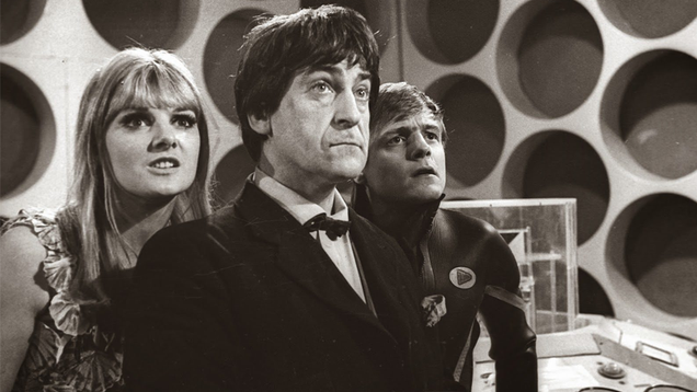 Doctor Who s Patrick Troughton Was Nervous as Hell About Taking Over the Lead Role