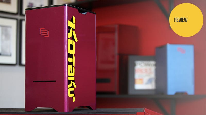 Illustration for article titled Maingear F131 Gaming PC: The Kotaku Review