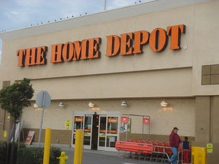 Home Depot Ordered To Pay $25 Million For Stealing