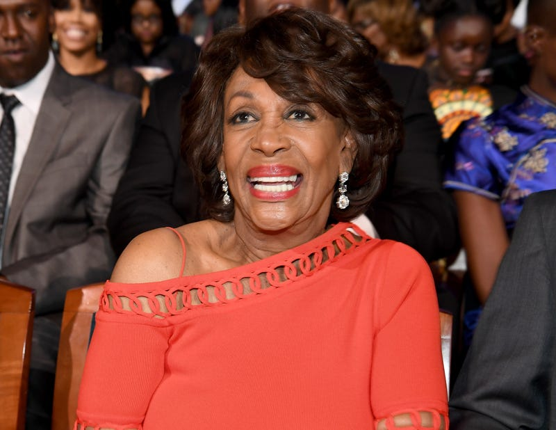 Rep. Maxine Waters (Paras Griffin/Getty Images)