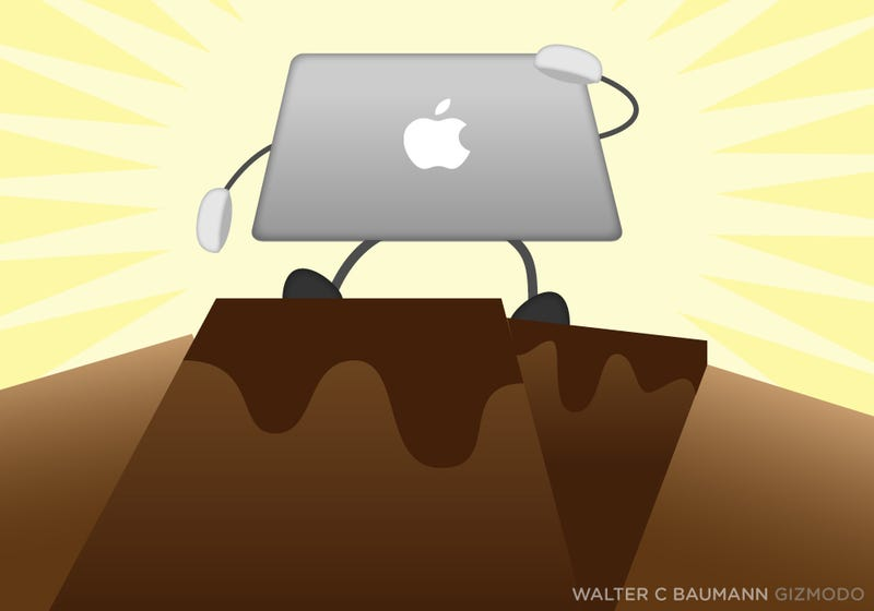 Illustration for article titled Why Does the MacBook Air Still Exist?